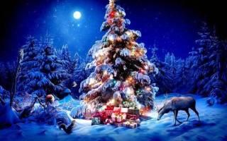 Короткие смс с Рождеством в прозе