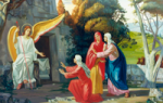 Поздравление с праздником Жен-мироносиц