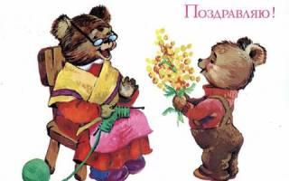 Детские стихи про маму и бабушку на 8 Марта