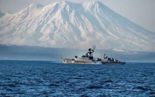 День Тихоокеанского флота 2020
