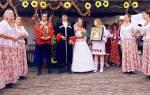 Поздравления родителей на свадьбе сына