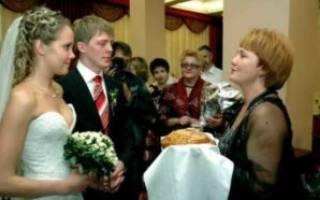 Поздравление родителей дочери на свадьбе