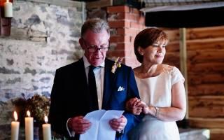 Поздравления на свадьбу от родителей жениха