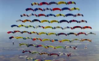 Красивые стихи с Днем парашютиста