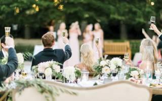 Лучший тост на свадьбу от родителей
