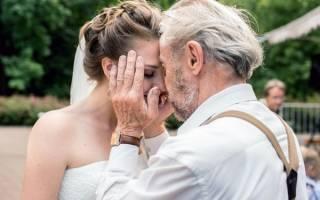 Поздравления на свадьбу от тестя (от отца невесты)