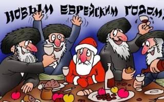 Еврейский Новый год — поздравления, стихи, смс