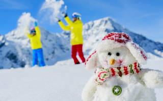 День снега — поздравления, стихи, смс