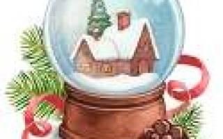 Веселые детские стихи на Рождество для детей