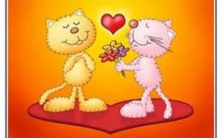 Веселые загадки на День святого Валентина