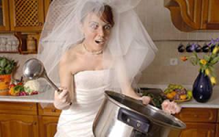 Короткое прикольное свадебное поздравление