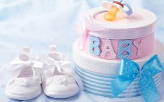 Веселые поздравления с днем рождения беременной