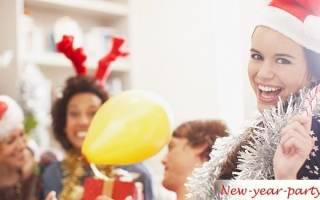 Поздравления на Приглашения на Новый год в прозе