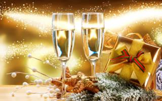 Новогодние тосты 2020. Тосты на Новый год