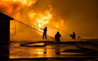 День работников пожарной охраны Украины 2020