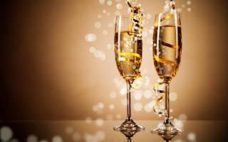 Пожелания с Новым годом девушке