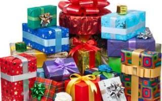 Какие подарки дарить детям на день Святого Николая