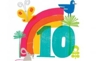 Поздравления с днем рождения 10 лет дочке
