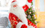 Веселые стихи на Новый год для детей 2-3 лет