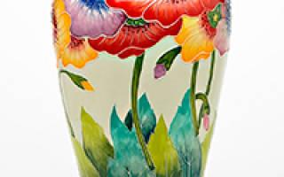 Красивые пожелания к подарку ваза