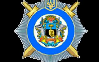 День работников уголовного розыска Украины 2020