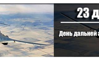 День ВВС 2020. День авиации России
