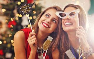 Новогодние поздравления сестре в прозе