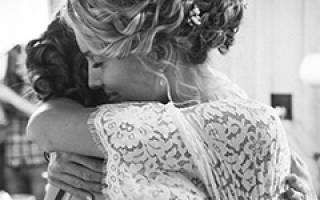 Поздравления родителей на свадьбе