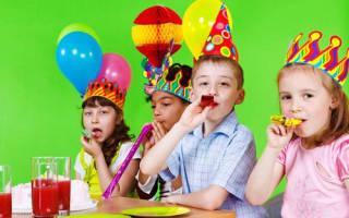 Загадки на день рождения для детей с ответами