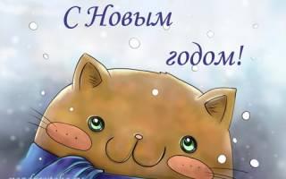 Поздравление с Новым годом маме от сына